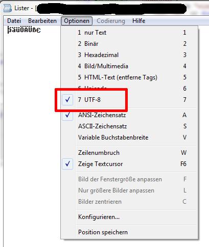 umlaute html umwandeln